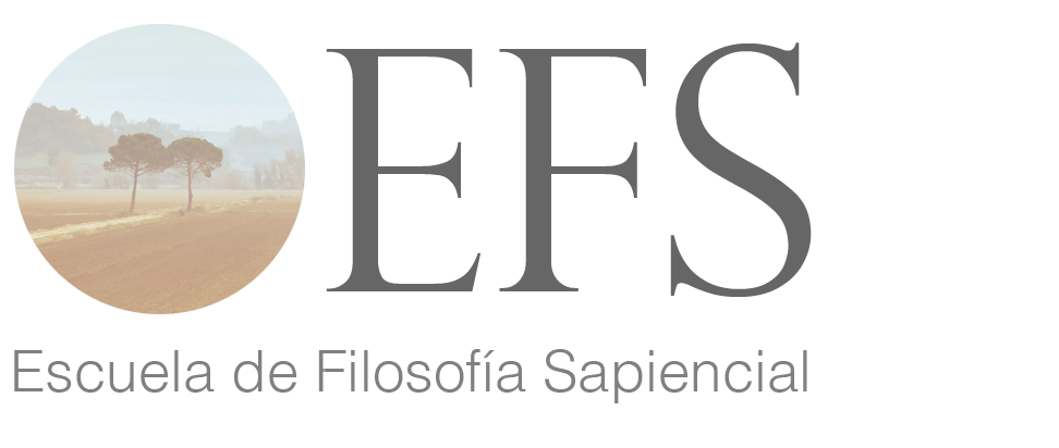 Web Escuela de Filosofa Sapiencial